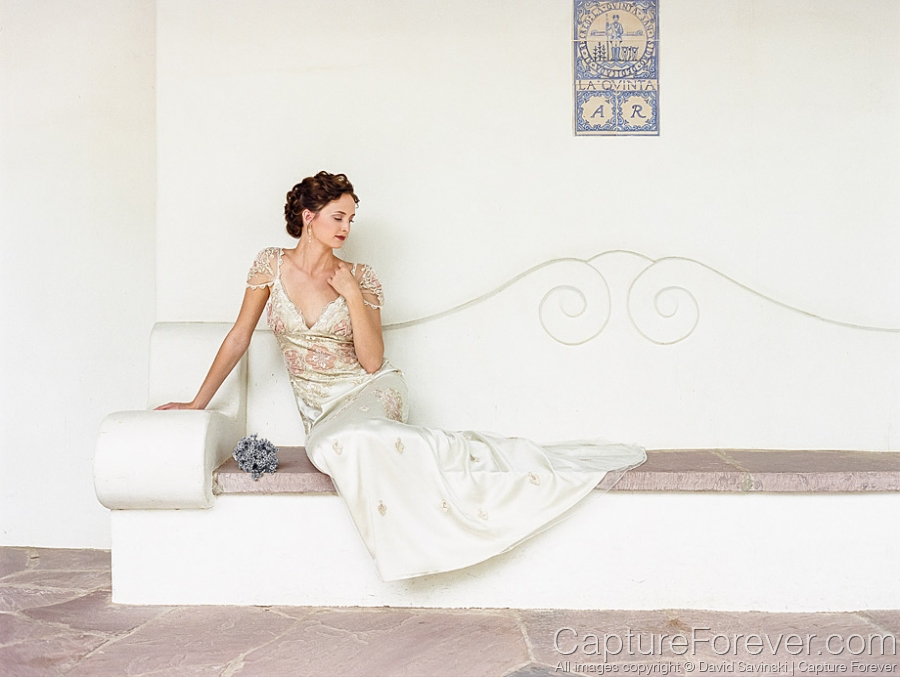 Los Poblanos Wedding Inspirational Photoshoot | Claire Pettibone ...