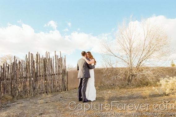Joy + Greg   El Monte Sagrado Wedding   Taos, New Mexico